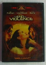DVD THE END OF VIOLENCE - Bill PULLMAN / Andy MacDOWELL - ATTENTION ZONE 1