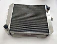 62MM aluminum radiator For Chevy Bel Air/Del Ray 283 V8 1958 hot/street rod MT