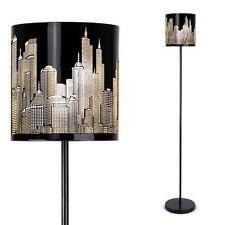 Lampe sur pied/standard en acier pour la maison