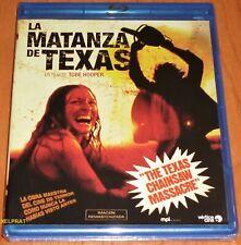 LA MATANZA DE TEXAS / THE TEXAS CHAINSAW MASSACRE Tobe Hooper -AREA B- Precintad