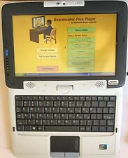 Lot Of 2 Dynavox Laptop , touch screen ,win Xp , Can Upgrade To Win 7 Or Win 10