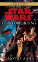 Dark Force Rising [Star Wars: The Thrawn Trilogy, Vol. 2] , Mass Market Paperbac