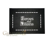 Once Upon a Time OUAT Heroes Villains inspired hardcover cosplay book notebook