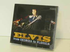 2 CD Elvis Presley: Elvis - From Georgia To Florida  (2019 FTD)