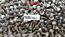 (100) 8-32x1/4 Socket Allen Head Cap Screw Stainless Steel #8 x 1/4