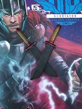 Hot Toys MMS445 Marvel Thor Ragnarok Gladiador Sakaar Hoja Espada maneja Vaina