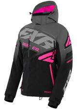 Fxr Womens Boost Fx Snowmobile Jacket Black Fuchsia 6 8 10 12 14 16 210224-1008