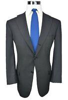 $4,200 * Kiton * Grey Plaid & Check Wool Super 180s 14 Microns Sport Coat 42R US