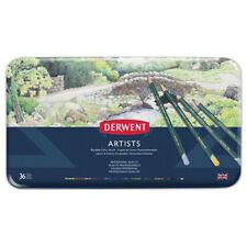 Derwent Artists Pencils 36 Tin RRP £70