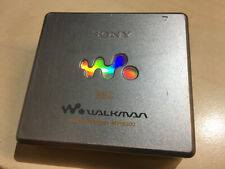 More details for sony mz-e300 silver mini disc portable player working tested