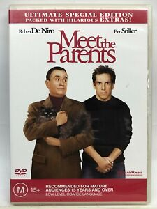 Meet the Parents - DVD - AusPost with Tracking