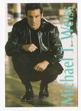 LE CAMELEON carte postale n° 1276 Michael T. WEISS Jarod