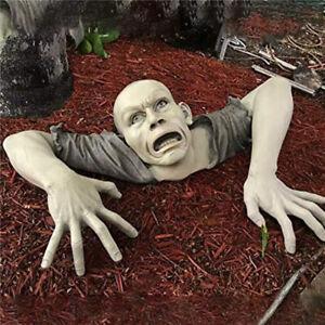 Funny Garden Statue Zombie Shape Vivid Garden Sculpture Ornament Mug