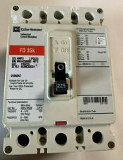 Fd3225 225Amp 600V 3Pole