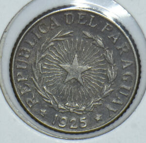 Paraguay 1925 50 Centavos 190843 combine shipping