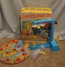 Vintage 1977 Chutes Away Game Gabriel with Original Box