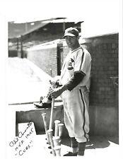 Phil Cavarretta Chicago Cubs Baseball Autographed 8x10 George Brace Photo