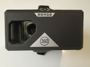 Merge 360 Degree VR Virtual Reality Goggles Headset excellent condition
