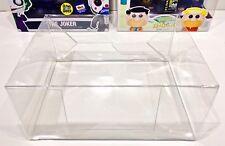2 Box Protectors for various FUNKO POP! 2 PACKS.  PLEASE READ DESCRIPTION! cases