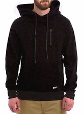 2016 NWT MENS ELEMENT BRYCE PULLOVER HOODIE $74 M bou flint black spotted