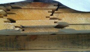 22mm shiplapT&G cladding timber £2.50m2