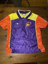 New Phoenix Mercury Vintage Champion Warm Up Shirt Medium WNBA
