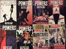 IMAGE COMICS LOT OF 24 POWERS 1 6 7 8 9 10 11 12 13 14 15 16 17 18 19 20 21 27