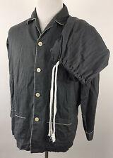 Derek Rose Grey 2 piece Pajama Set 100% Cotton Men's Medium