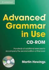 Advanced Grammar in Use CD ROM single user, Hewings, Martin, New, CD-ROM