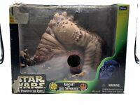 Rancor & Luke Skywalker Star Wars Power of the Force 1997 POTF2 NEW! Kenner