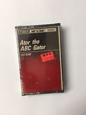 Ator the ABC Gator game for Sinclair ZX81 Timex 1000 & 1500 computers RARE NEW
