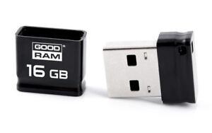 16GB Speicherstick Klein USB 2.0 Memory Flash Speicher USB Stick Goodram Mini