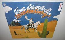 GLEN CAMPBELL Rhinestone Cowboy (Original 1975 10 Track US LP w/Embossed Cover)