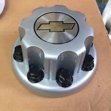 01 - 11 Chevrolet Silverado 2500 3500 Dually OEM REAR Center Cap P/N 15053705