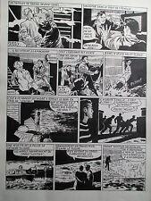 MARC AIRAIN TRES BELLE PLANCHE ORIGINALE MYSTIC ARTIMA ANNEES 1950 page 9