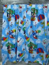 mickey mouse curtains products for sale | eBay