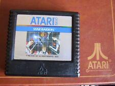 ATARI 5200 REGION FREE OFFERS/COMBINE - SILVER PICTURE - 5205 STAR RAIDERS