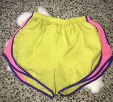 Nike Dri Fit Woman Short Shorts Pant Workout Athletic Sport Sz M