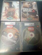 Prison Break: Season 3 + 4 DVD Set Ex Rental