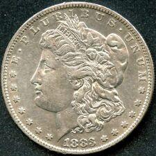 1883-S (AU) $1 SILVER MORGAN DOLLAR