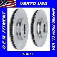 Front Brake Rotors For Cadillac CTS 2003 2004 2005 2006 2007