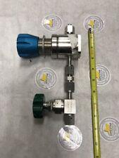 Gas Line With Valves SS-DSV51