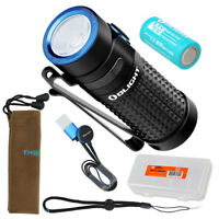 Olight S1R Baton II 1000 Lumen Magnetic USB Rechargeable Flashlight with Battery