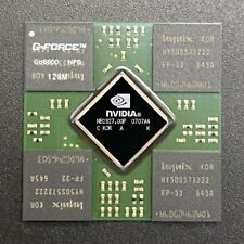Nvidia Geforce GO6600 NPB GPU NV43 Graphics Processor Curie 375MHz 128MB BGA