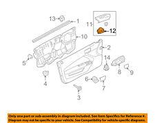 FORD OEM 10-14 Mustang Door-Window Switch AR3Z14529CA