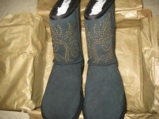 New UGG Australia Womens Adelaide Boots Size 5 Black