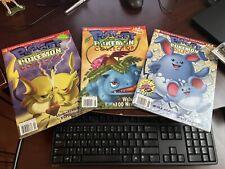 Beckett Pokemon collector Magazines Lot Of 8