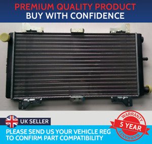 RADIATOR TO FIT FORD ESCORT MK3 1980 TO 1985 XR3 RS PETROL DIESEL FORD ORION MK1