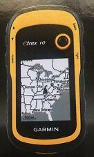 New listing Garmin eTrex 10 Handheld Outdoor Hiking Gps Receiver Brand New 010-00970-00