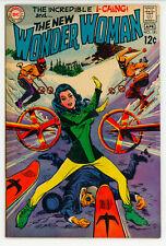 JERRY WEIST ESTATE: WONDER WOMAN #181 (DC 1969) VF/NM condition! NO RES